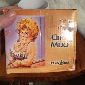 Leanin' Tree Mug | Funny Lady